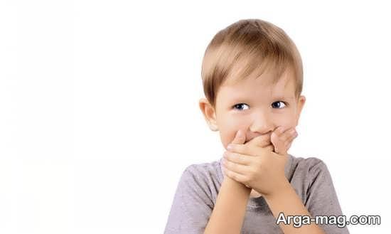 دلایل اصلی درمان بوی بد دهان کودکان
