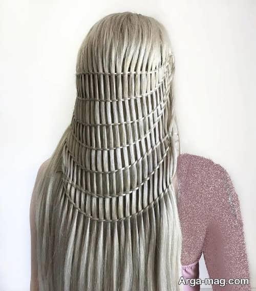 بافت موی سبدی زنانه