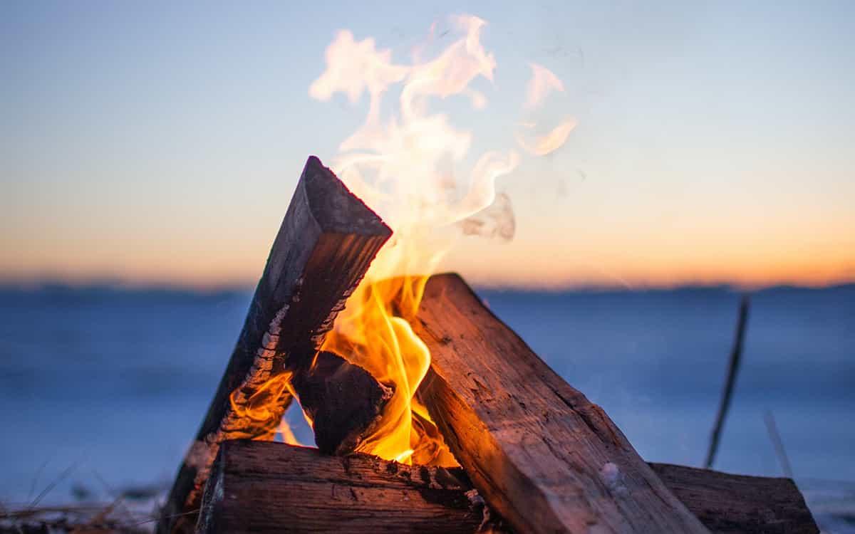 جملات زیبا درباره آتش