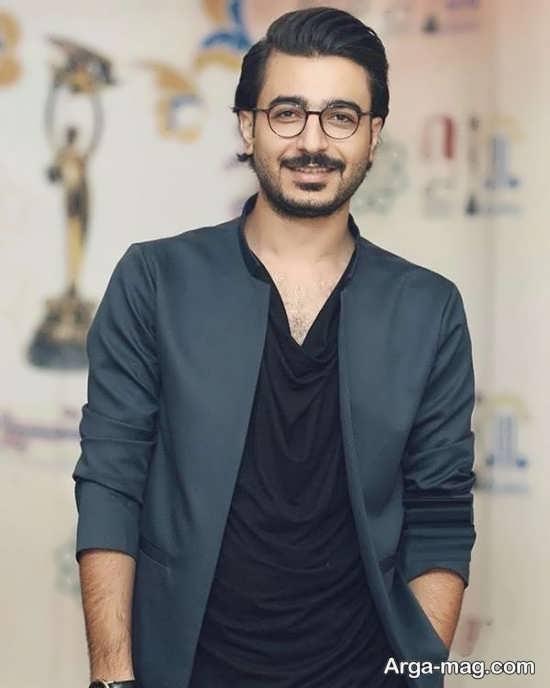 بیوگرافی آرمین رحیمیان + گالری شیک
