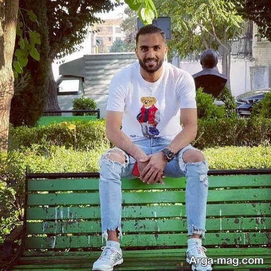 بیوگرافی حامد پاکدل + تصاویر