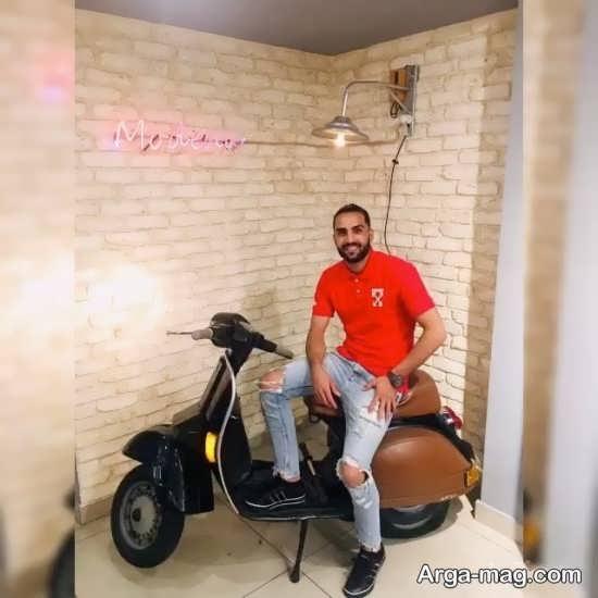 تاریخچه زندگی حامد پاکدل