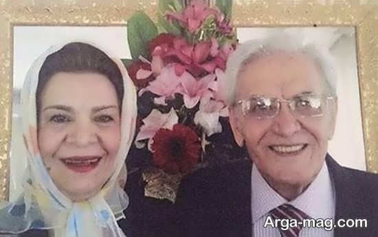 زندگینامه زهره صفوی و همسرش