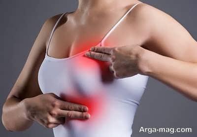 مشکل عفونت پستان