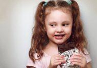 فواید و خواص شکلات برای کودک
