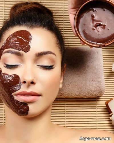 ماسک شکلات چگونه تهیه می گردد