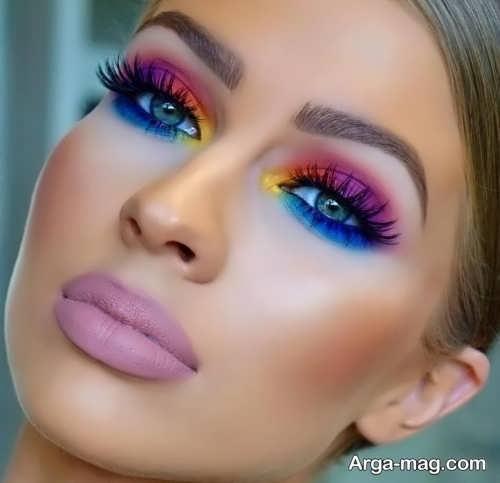 آرایش جیغ زنانه برای مهمانی