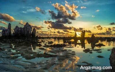 بازدید از دریاچه زیبای بوآدا
