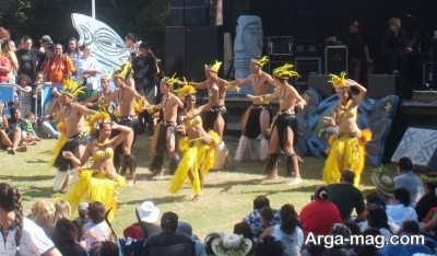 فستیوال های معروف در کیریباتی