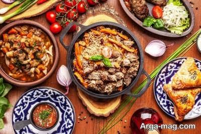 غذاهای مشهور در کشور کیرییاتی