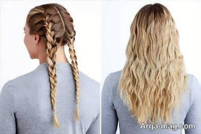 فر کردن مو بدون استفاده از حرارت
