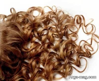 نحوه فر کردن مو با بافت