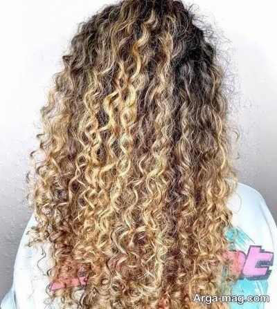 آموزش فر کردن مو بدون حرارت
