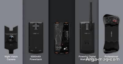 گوشی دوجی s90