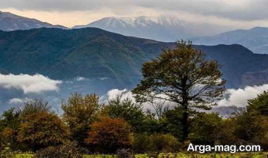 طبیعت زیبای الیمستان