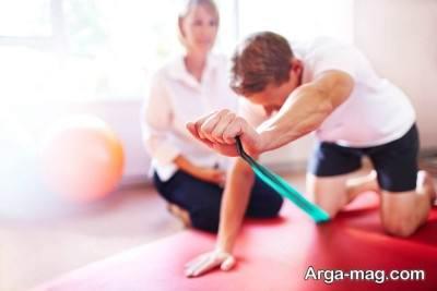 اصول ورزشی برای افراد مبتلا به ام اس