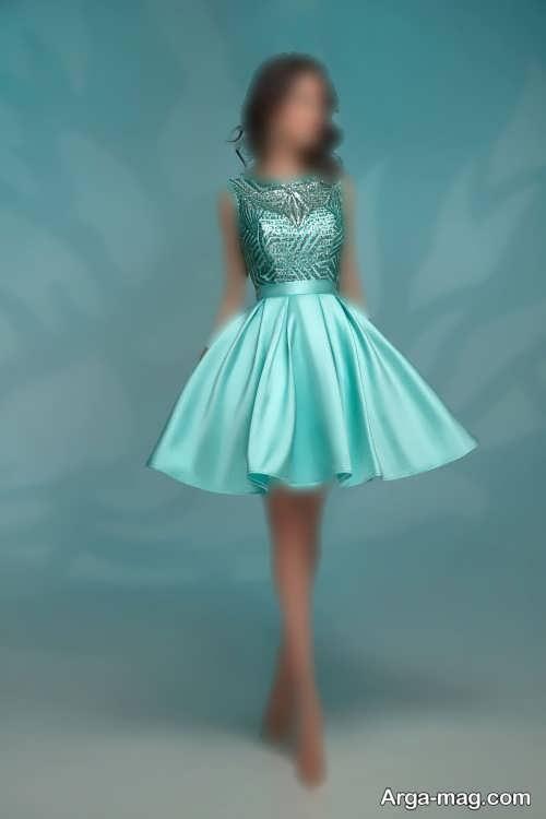 مدل لباس مجلسی دخترانه 2022