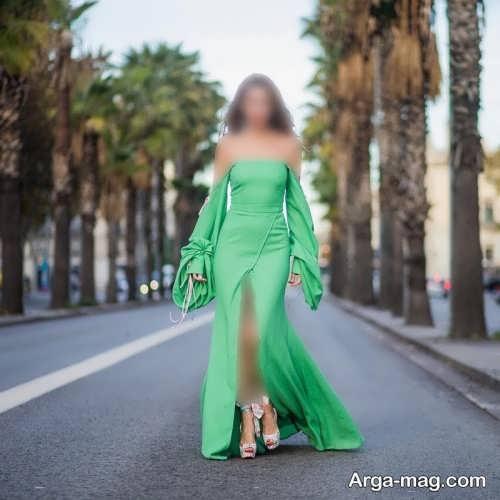 مدل لباس مجلسی دخترانه 2022 بلند و کوتاه