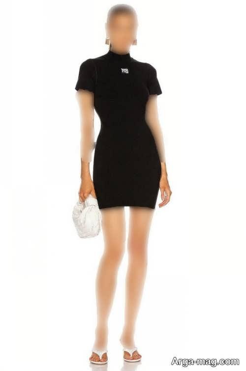 مدل لباس مجلسی 2022 مشکی