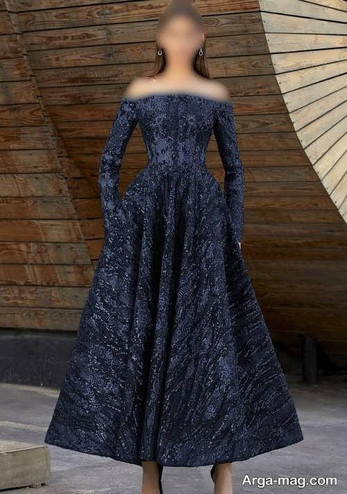 مدل لباس مجلسی پوشیده و دخترانه 2022