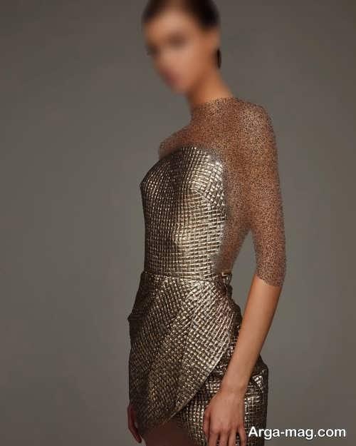 لباس مجلسی زیبا دخترانه 2022