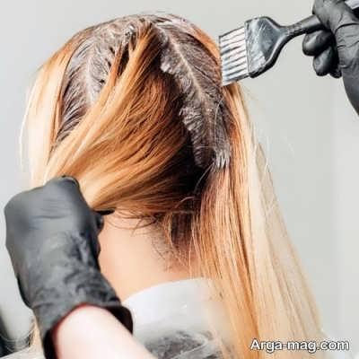 نحوه دکوپاژ موی سر
