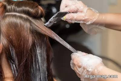 نحوه دکوپاژ کردن موی سر
