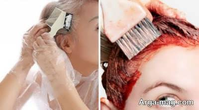 نحوه دکوپاژ کردن مو