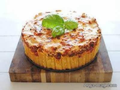 طرز تهیه کیک لازانیا یا طعمی دوست داشتنی