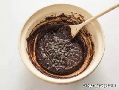 طرز تهیه شکلات نعنایی در چند مرحله