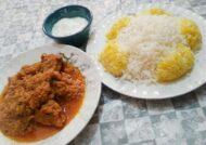 طرز تهیه خورش مرغ و نارگیل لذیذ