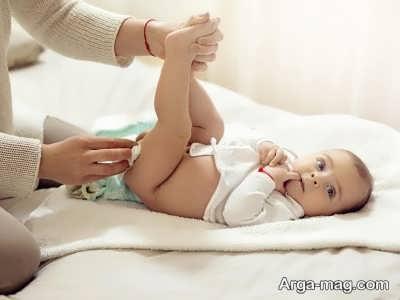 روش های درمان چسبندگی مدفوع نوزاد