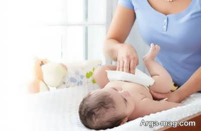 علت چسبندگی مدفوع نوزاد چیست