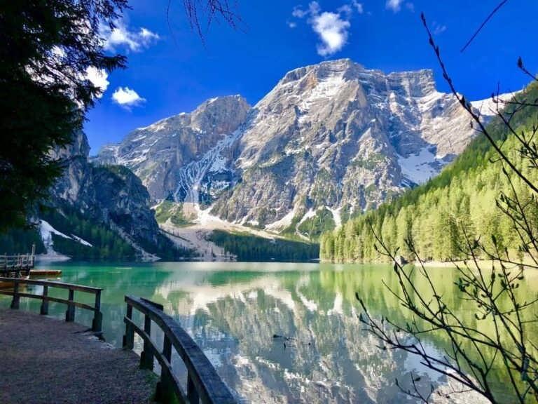 معرفی دریاچه برایس ایتالیا