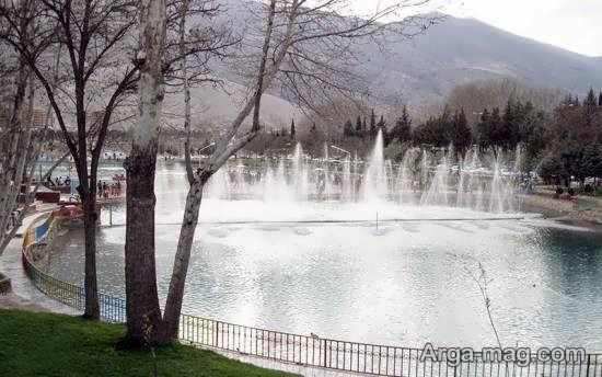 بازدید از دریاچه کیو لرستان