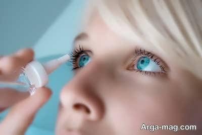 نحوه اثر گذاری ژل چشمی لیپوزیک