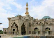 بازدید از مسجد فدرال مالزی