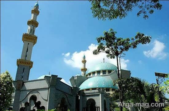 بنای مذهبی و تاریخی فدرال مالزی