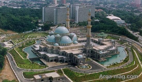 آشنایی با مسجد فدرال مالزی