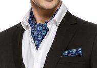 بستن دستمال گردن مردانه