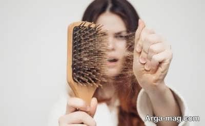 میزان طبیعی برای ریزش مو