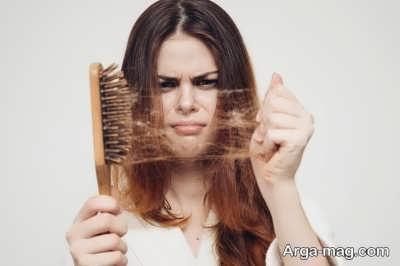 میزان طبیعی ریزش مو در افراد