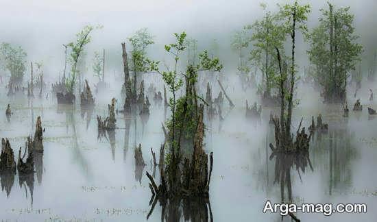 آَنایی با دریاچه ارواح نوشهر
