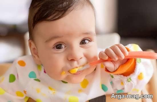 انواع مواد خوراکی سالم برای کودکان