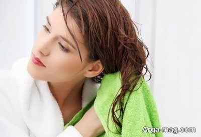 اصول خشک کردن مو