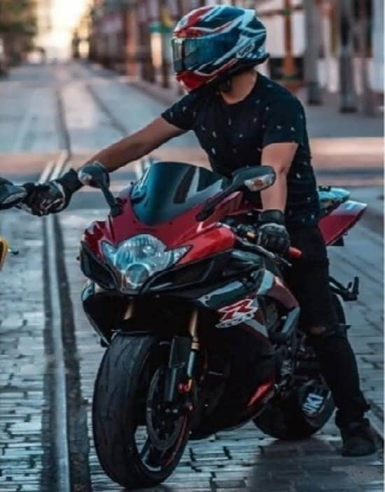 ست تصویر پروفایل موتور سواری