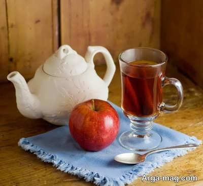 خواص چای سیب به چه صورت است