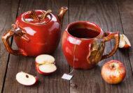 آشنایی با خواص چای سیب