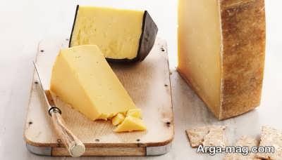 تاریخچه پنیر چدار