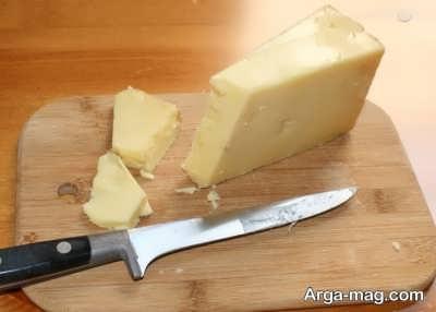 آشنایی با پنیر چدار